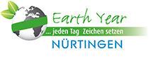 Earth Year Nürtingen Logo